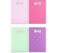 einfarbig Diamant Schmetterling PU Ledertasche für iPad Mini 1/2/3 (verschiedene Farben)