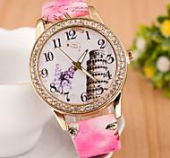 L.WEST Fashion High-end Diamonds Restoring Ancient Ways Quartz Watch Cool Watches Unique Watches