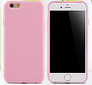 Solid Color TPU Candy Color Soft Cases for iPhone 5/5S(Assorted Colors)