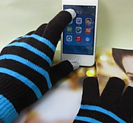 Amazing Women Winter Warm Magic Touch Screen Gloves for Smartphone Texting Stretch Winter(Random Color)