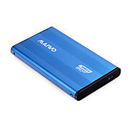 MAIWO K2501Blue USB 3.0 SATA External Hard Drive Case HDD Enclosure-Blue