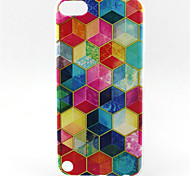 Diamond Painting Pattern TPU Soft Case for iPod Touch 5