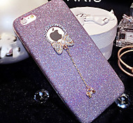 LADY®Elegant/Personality Phone Case for iphone6/6s(4.7), Decorated with Camellia Diamond, More Colors Available