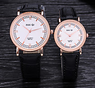 New Arrival Fashion Korean Style Quartz Couple Watches