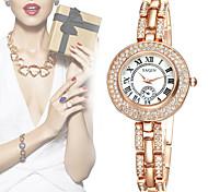 Mujer Reloj de Moda Cuarzo Banda Reloj de Pulsera