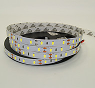 JS 5M LED 300*5630 SMD DC12V Warm White / Cool White LED Strip Lamp 40W