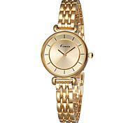 KIMIO® Women's Fashion MeshBand Shock Waterproof Quartz Watches