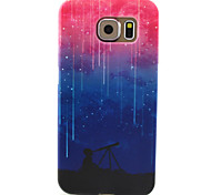 Star Painting Pattern TPU Soft Case for Samsung Galaxy S3/S4/S5/S6