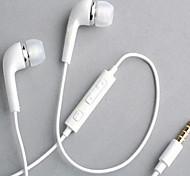 3.5mm écouteurs casque Casque intra-auriculaire pour téléphone portable Samsung PC