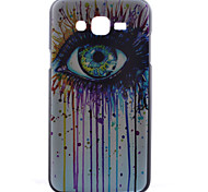 Painted Pattern PC Material Cell Phone Case for Samsung Galaxy J1/J5/J7