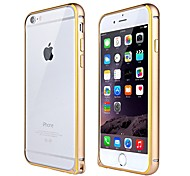 Double Colors Protective Metal Bumper Frame for iPhone 6 Plus (Assorted Colors)