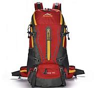 JINSHIWEIQI Waterproof / Waterproof Zipper / Reflective Strip / Wearable / Shock Resistance / MultifunctionalDaypack 55L
