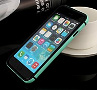 High Quality Ultra Thin Bumper Frame for iPhone 6/6S (Assorted Colors)
