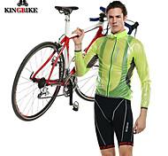 KINGBIKE® Cycling Jacket Men's Long Sleeve BikeWaterproof / Breathable / Ultraviolet Resistant / Rain-Proof / Anti-Eradiation / Wearable