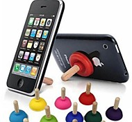 Toilet Facility Style Cell Phone Holder (Random Color)