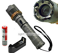 LT 5 5 Mode 1200 Lumens LED Flashlights Cree XM-L T6
