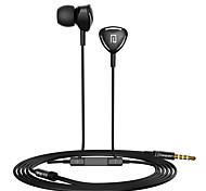 langsdom p3i câblés écouteurs Super Bass de contrôle du volume hearphone-auriculaires avec microphone de haute qualité pour iPhone