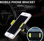montar terceira geração de ventilação de ar do carro titular do telefone berço saída para iphone e outros (abaixo de 5,5 polegadas) (cores