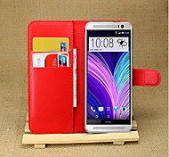 Support The Embossed Card Protective Sleeve For HTC M8 Mobile Phone
