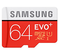 Samsung 64GB TF Card Mobile Phone Memory Card Storage Class10 High Speed 80MB / S Tachograph Card