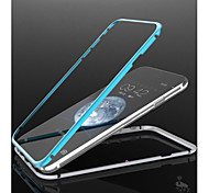 Easy Magnetic Aluminum Metal Bumper Frame Slim Case For iPhone 6
