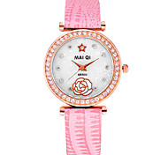 Women's Fashion Luxury Rhinestone Quartz Wristwatch
