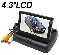 4.3 Inch Monitor Car Monitor Two-way AV