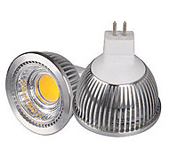 HRY® 3W MR16 250LM Warm/Cool White Light LED COB Spot Lights(12V)