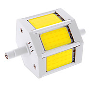 1 pcs R7S 10 W 3 COB 960 LM Warm White / Cool White LED Corn Bulbs AC 85-265 V