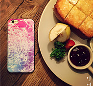 Ethic Flowers Pattern High Quality PU Leather and TPU Back Case for iPhone 6/iphone 6S(Assorted Colors)