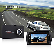 "2.7"" 1080P Full HD Car Camera DVR Camcorder Video Recorder G-sensor Motion detector Night Vision 140 Degree Angle"