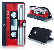 Назначение Кейс для Nokia Чехлы панели Кошелек Бумажник для карт со стендом Чехол Кейс для другое Твердый Искусственная кожа для Nokia