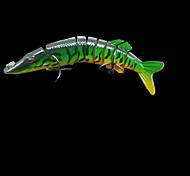 Hard Bait multi jointed  20 g 1 pcs 125*30*20 Sea Fishing lure