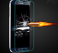 HD Fingerprint-Proof Transparent Scratch-Proof Glass Film for Samsung Galaxy S4