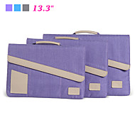"Fashion Briefcase Handbag Notebook Laptop Sleeve Bag & Cases for Apple iPad/Macbook Pro Air 13.3"" Computer Bags"
