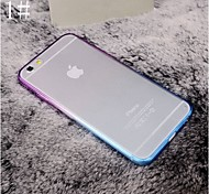 Per Custodia iPhone 7 / Custodia iPhone 7 Plus / Custodia iPhone 6 / Custodia iPhone 6 Plus Placcato / Transparente CustodiaCustodia
