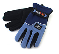 Cycling Full Finger   Gloves   Mountain Bike Protective Wearable Keep Warm