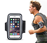 Naeny®Slim PU Leather Sporty Armband with Key Holder for iPhone6/6s (Assorted Colors)