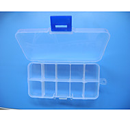 Removable Plastic Plastic Tool Case