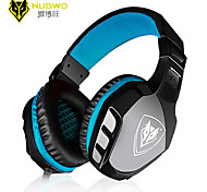 NUBWO NO-3000 Desktop PC Gaming Headset A Headset Game Voice Headset With Microphone