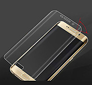 HZBYC® 0.2mm Clear HD Premium Real Tempered Glass Screen Protector for Samsung Galaxy S6 edge+
