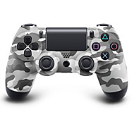 controlador de bluetooth dual shock para PS4 (camuflaje color)