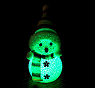 2015 Selling Electronic LED Christmas Snowman