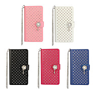 Starry Eternity Diamond Ladies Section PU Leather Wallet Case for Sony Z5 (Assorted Colors)