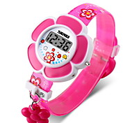 Kid's Flower Style Digital Watch Cool Watches Unique Watches