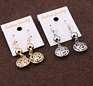 Ms. wild flower basket earring fashion earring jewelry
