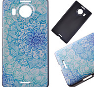 Color Mandala Pattern PC Hard Cover Case for NOKIA 950 XL