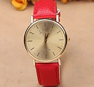 Simple leather watch Cool Watches Unique Watches