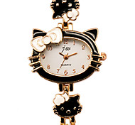 Ms Cat Modelling, Quartz Bracelet Wrist Watch
