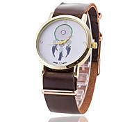 Mujer de relojes de Ginebra sueño reloj red reloj de cuero soñador